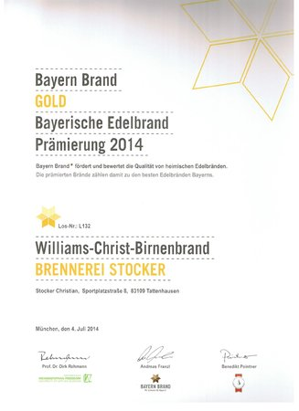 2014 Williams Christ Birnenbrand Gold\\n\\n07.07.2014 09:16