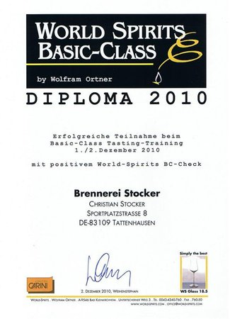 World Spirits Basic Class 2010.\\n\\n15.01.2013 14:56
